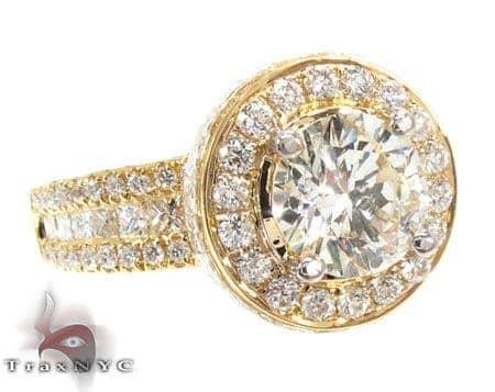 Ladies Diamond Ring 19518 Engagement