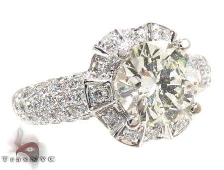 Ladies Diamond Ring 19519 Engagement