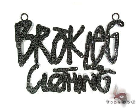 Custom Jewelry Brokleg 21773 Metal