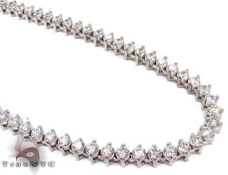 Arctic Iced Chain 32 Inches 4mm 48.5 Grams 22001 Diamond
