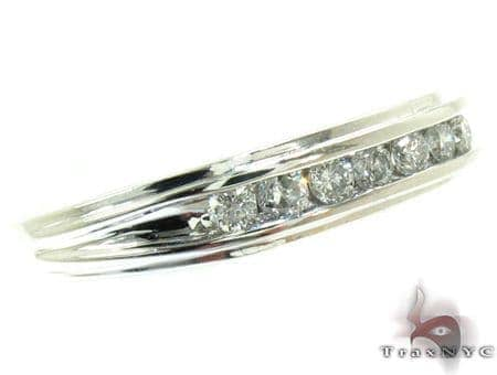 Mens Channel Diamond Ring 22033 Style