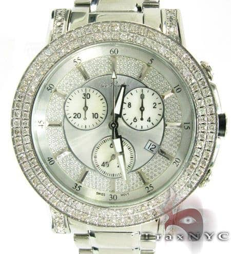 Joe Rodeo White Chrono Trooper JTRO-3 Joe Rodeo