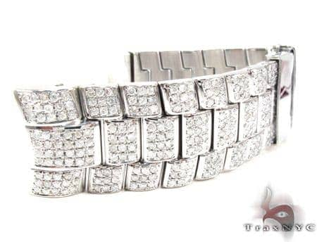 Joe Rodeo Fully Diamond Watch Band Watch Accessories