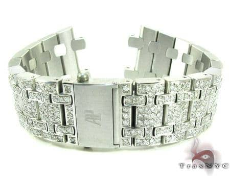 Custom Diamond AP Watch Band Watch Accessories