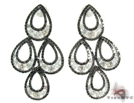 Cleopatra Diamond Earrings 25597 Style