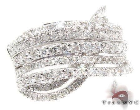 Sparkling Icicle Ring Anniversary/Fashion