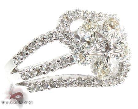Star Flower Ring Anniversary/Fashion