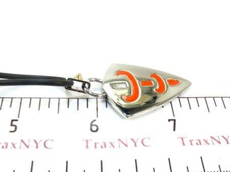 Baraka BK-UP Stainless Steel Key Chain PO50121 Metal