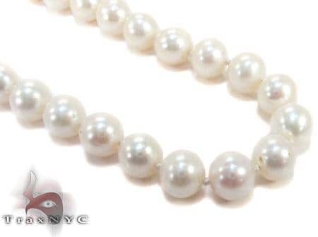 Sea Salt White Pearl Ladies Nacklace 27172 Pearl