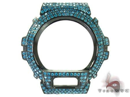 G-Shock Blue Color CZ Case 27266 G-Shock