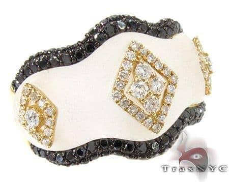 Innocent black&white Diamond Ring Anniversary/Fashion