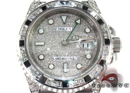 Rolex GMT-Master II Steel