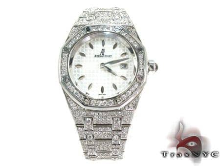 Audemars Piguet Royal Oak Full Diamond Watch Special Watches