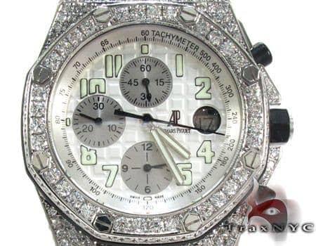 Audemars Piguet Royal Oak Offshore Chronograph Watch 27855 Audemars Piguet Watches