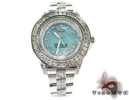 Breitling Colt Ocean Mother of Pearl Watch Breitling