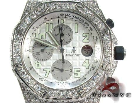 Audemars Piguet Royal Oak Offshore Chronograph Watch 27863 Audemars Piguet Watches