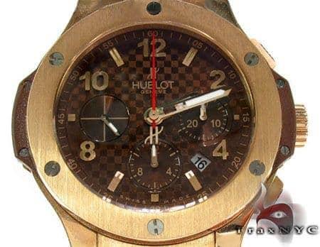 Hublot Big Bang Rose Gold Watch 28188 Hublot