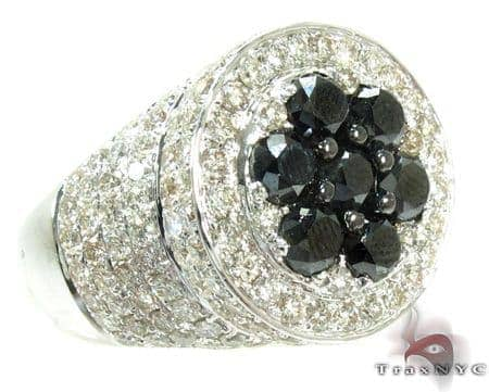 Two Color Diamond Ring 28298 Stone
