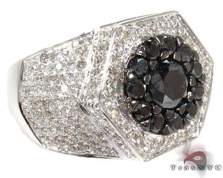Two Color Diamond Ring 28300 Stone