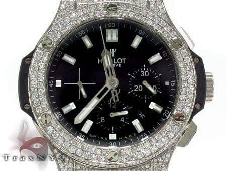 Hublot Full Diamond Watch 28374 Hublot