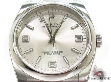 Rolex Oyster Perpetual Steel Watch 116000 Diamond Rolex Watch Collection