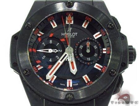 Hublot King Power Foudroyante Black Magic Watch 29027 Hublot