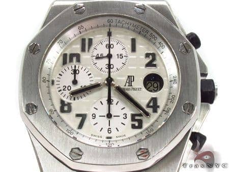 Audemars Piguet Royal Oak Offshore Stainless Steel Watch Audemars Piguet Watches