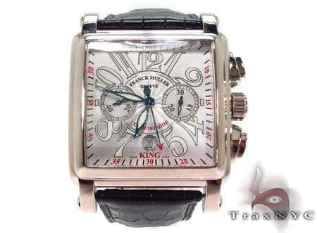 Franck Muller Conquistador Cortez King 10000KCC Watch Franck Muller
