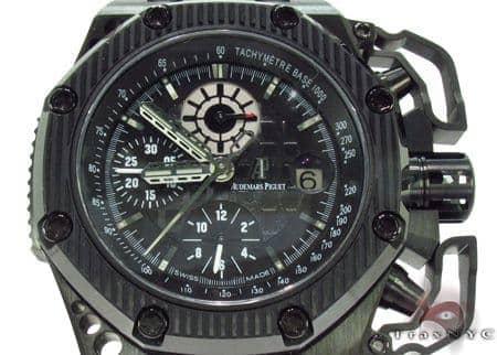Audemars Piguet Royal Oak Offshore Survivor Watch 29038 Audemars Piguet Watches