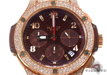 Hublot Big Bang Capucchino Watch 29068 Hublot