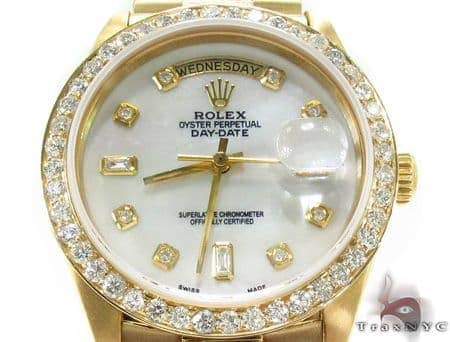 Rolex Day-Date Yellow Gold 18348