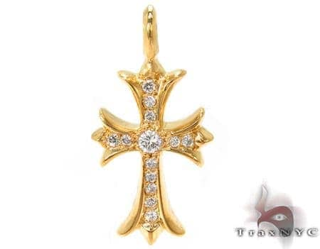 Chrome Hearts Cross Crucifix Diamond