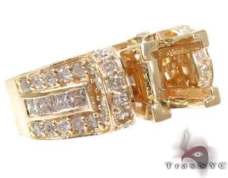 Diamond Semi Mount Ring 29118 Engagement