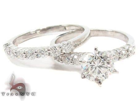 Prong Diamond Wedding Ring 30601 Engagement