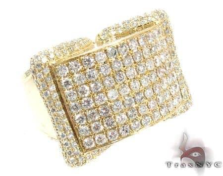 Prong Diamond Ring 30818 Stone