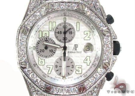 Audemars Piguet Royal Oak Offshore Diamond Watch 30901 Audemars Piguet Watches