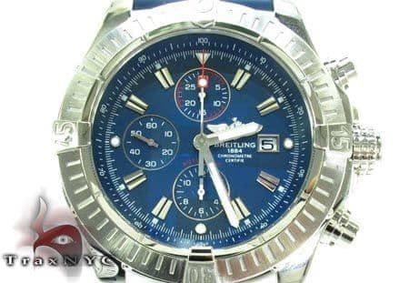 Breitling Super Avenger Watch A1337011/C757 Breitling