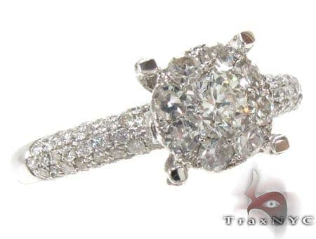 Ladies Diamond Ring 31001 Engagement