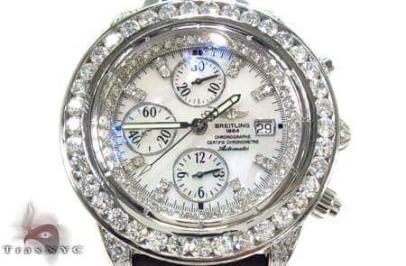 Pre-Owned Breitling Windrider Chronomat Evolution Watch 31068 Breitling