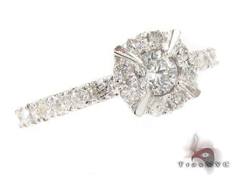 Prong Diamond Ring 31101 Engagement