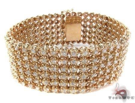 Prong Diamond Bracelet 31302 Diamond