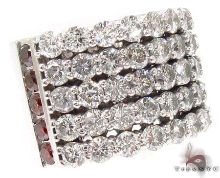 14K White Gold Diamond Ring 31712 Anniversary/Fashion