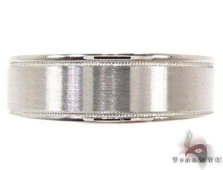 14K White Gold Fancy Ring 31746 Style