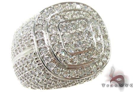 Mens Dignity Diamond Ring Stone