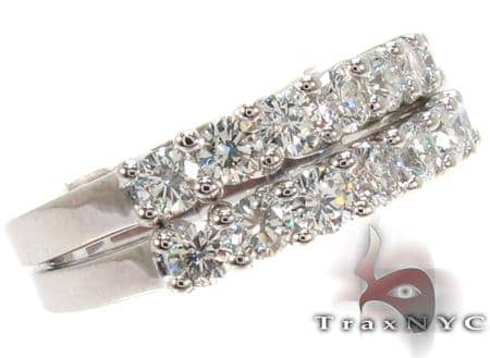 Prong Diamond Ring 32067 Wedding