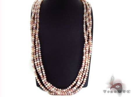 Fresh Water Pearl Necklace Pearl