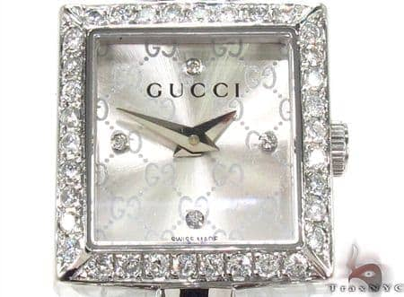 Gucci 120 Tornabuoni Diamond Watch YA120508 Gucci