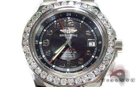 Breitling GMT Watch Breitling