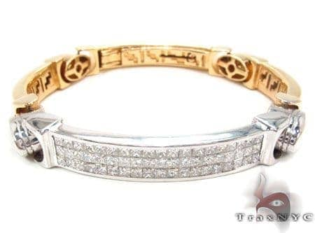 Invisible Diamond Bracelet 32861 Diamond