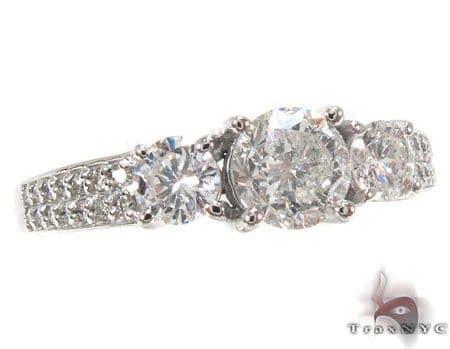Prong Diamond Ring 32904 Anniversary/Fashion